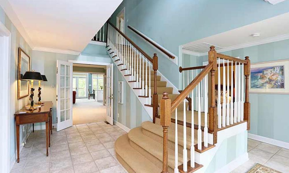 Piedmont Staircase