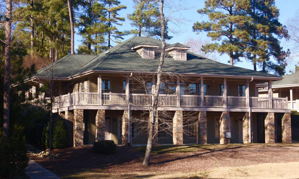 Sandhills Cottage Exterior