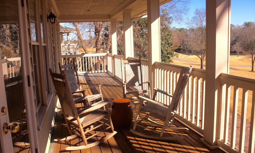 Sandhills Porch