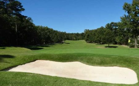 Governor's Club17th green