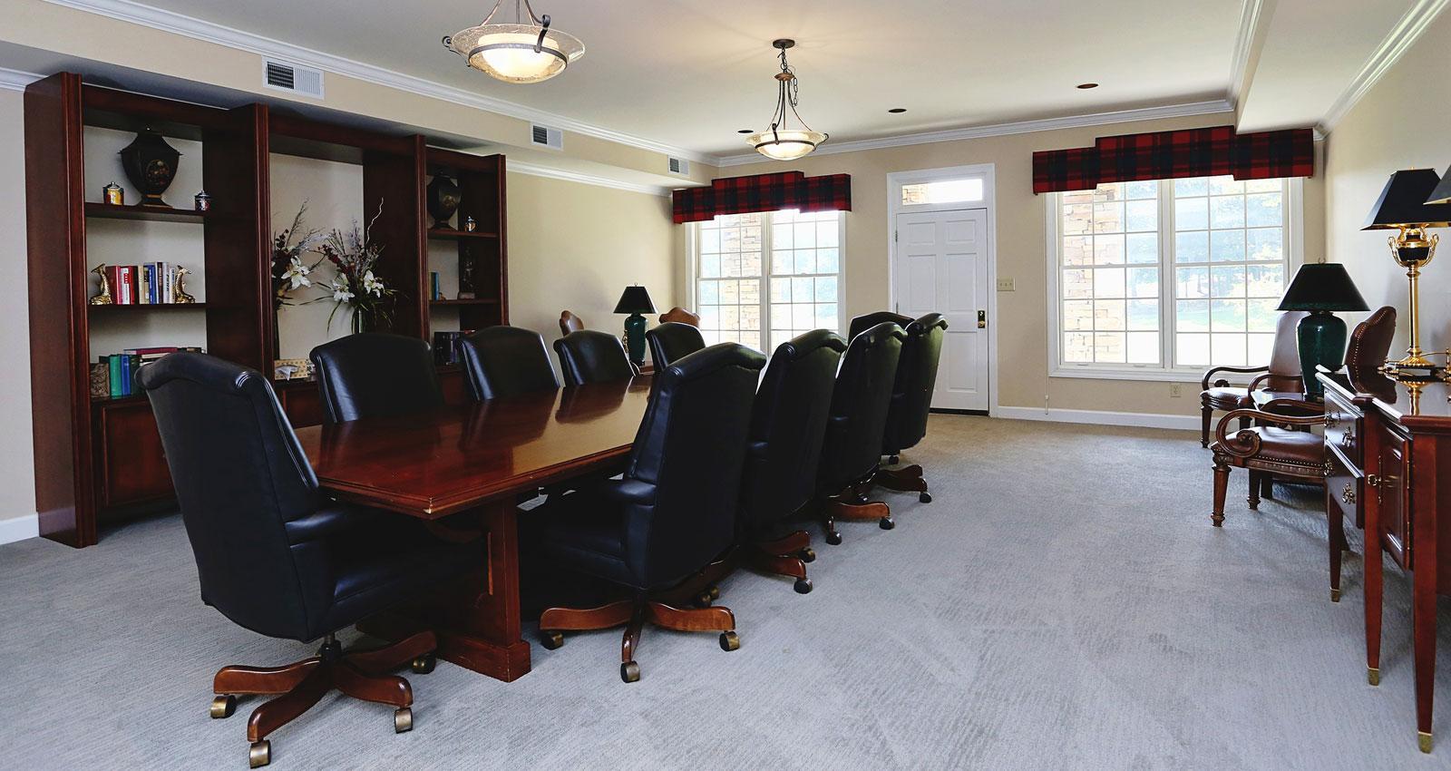 Corporate Board Room